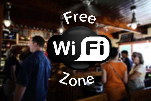 wi-fi в ресторане